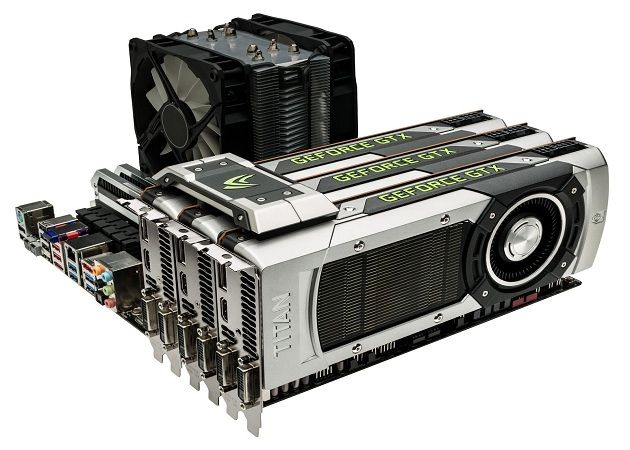 GTX Titan triple SLI