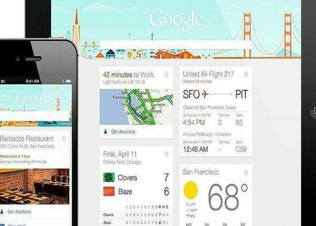 img1 Google Now iOS