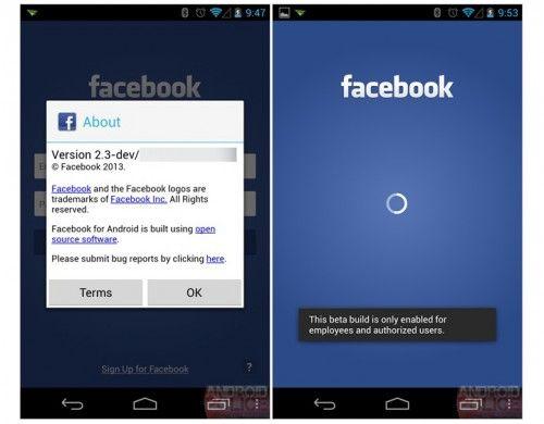 El próximo jueves, 4 abril, verá la luz el Facebook Phone 29
