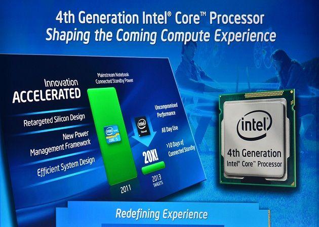 Intel 4th Gen Gama R: los procesadores Haswell todo en uno de Intel