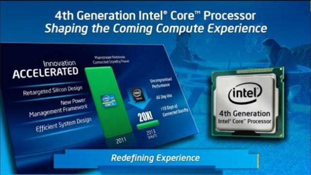 Overclock muy fácil en Intel Haswell incluso sin multiplicador desbloqueado