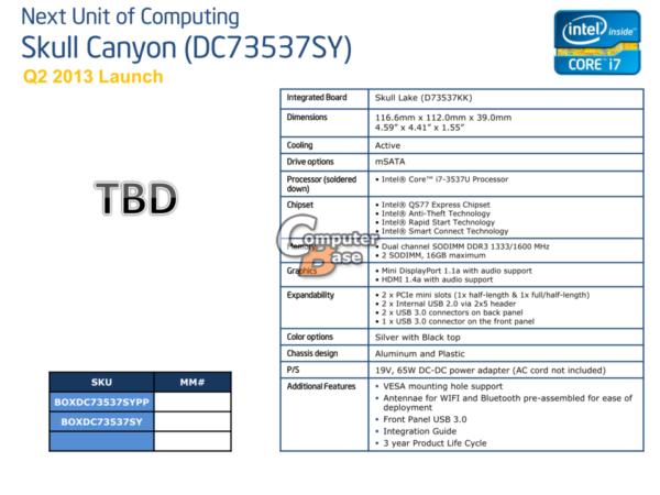 Intel NUC Core i7, máxima potencia en mínimo espacio 31