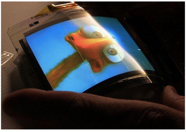LG lanzará un smartphone con pantalla OLED flexible este mismo año 28