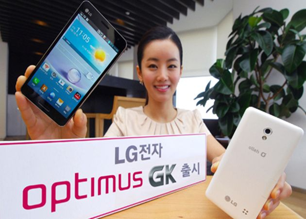 LG Optimus GK a por el Galaxy S4