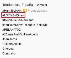 Miley Cyrus marca tendencia en España vía Twitter 33