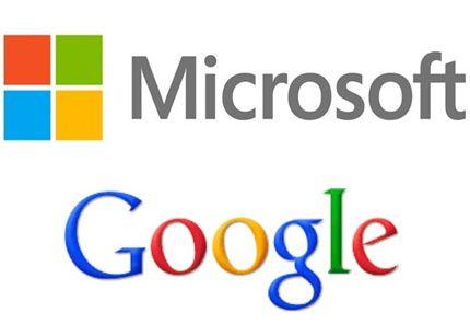 Microsoft y Google podrían dar el paso hacia la fabricación de PCs