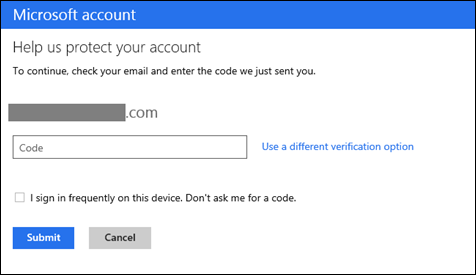 Microsoft implementa la doble autenticación en sus cuentas 28