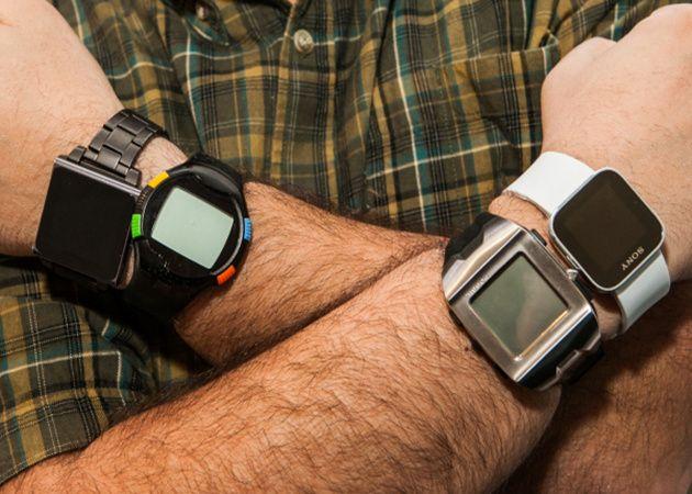 Microsoft desarrolla su propio Smart Watch 29
