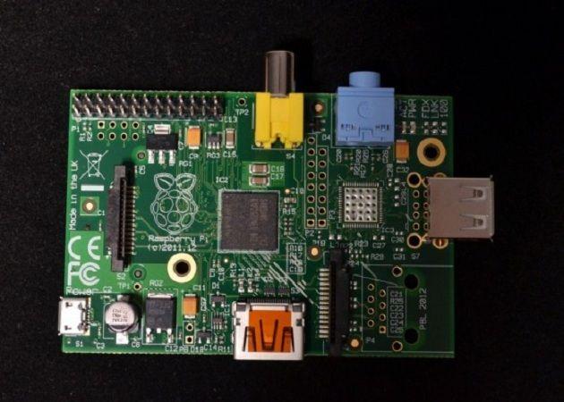 Modelo A Raspberry Pi