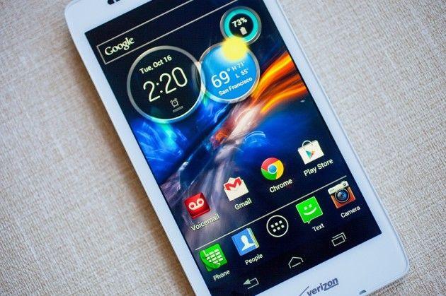 img 1 Motorola Droid RAZR