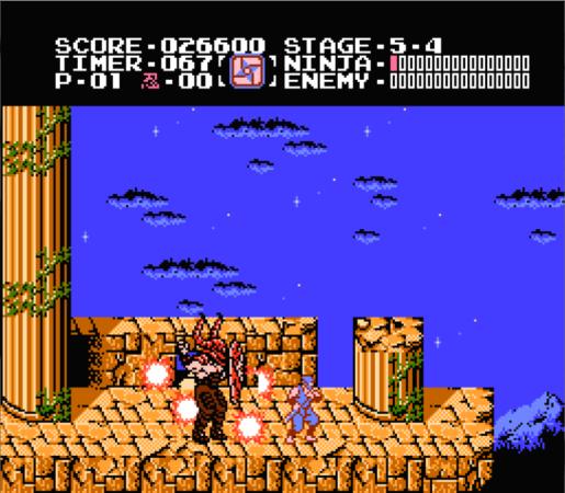 img1 Ninja Gaiden NES