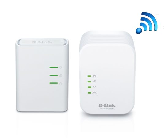 D-Link presenta su kit PLCs Wi-Fi, DHP-W311AV 28