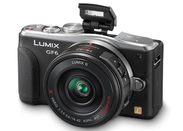 Panasonic presenta la Lumix GF6