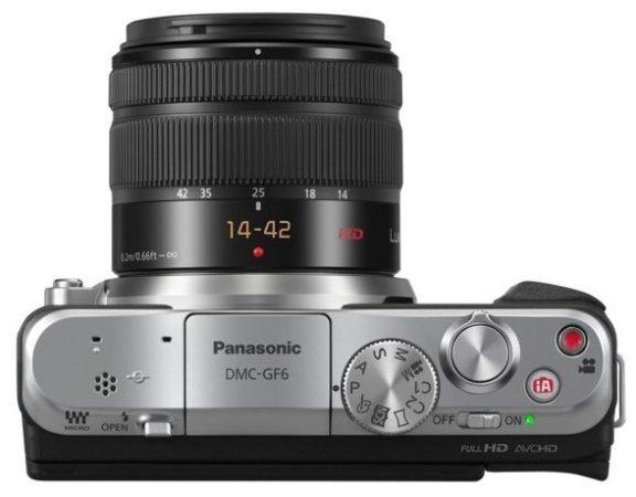 Panasonic presenta la Lumix GF6 29