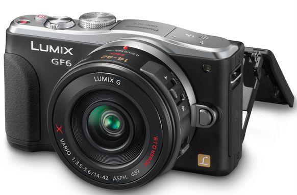 Panasonic presenta la Lumix GF6 30
