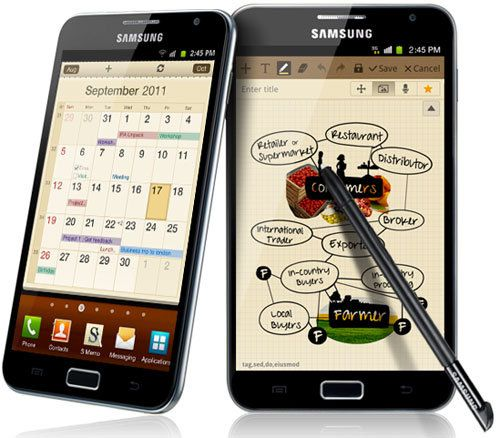 Phablet 1 Galaxy Note
