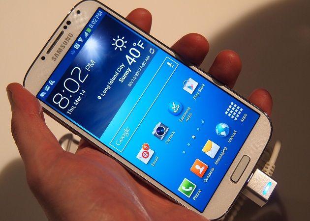 Samsung libera el kernel del Galaxy S4