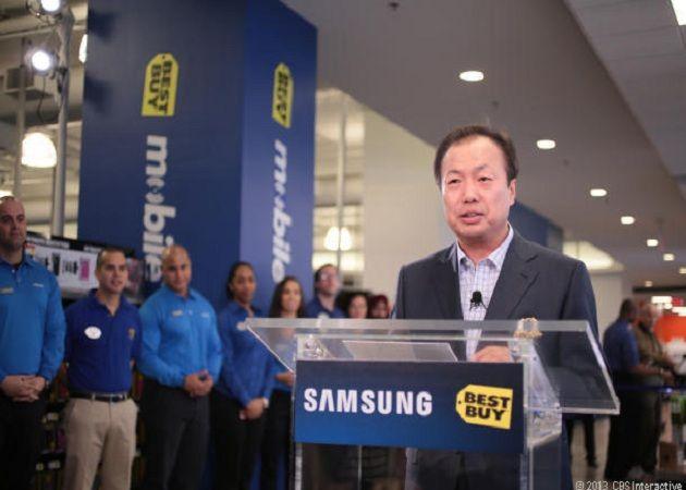 Samsung: los 8 núcleos no marcan una gran diferencia