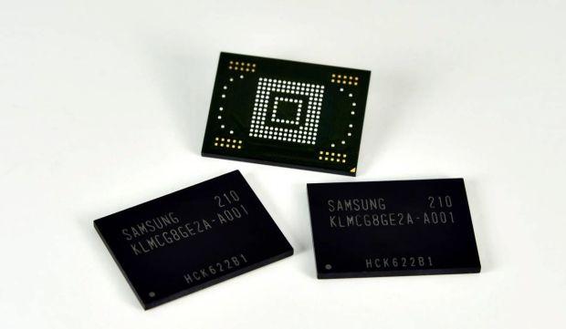Samsung ya fabrica memorias NAND 10nm para los futuros SSDs