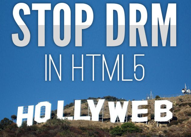 Nueva campaña contra la inclusión del DRM en vídeo HTML 28