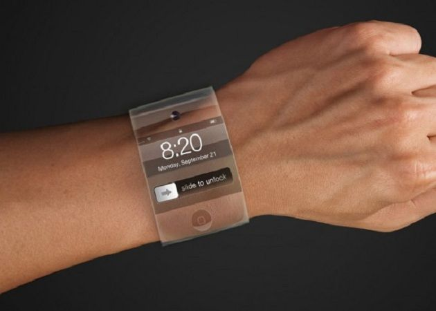 1 conceptual iWatch Apple