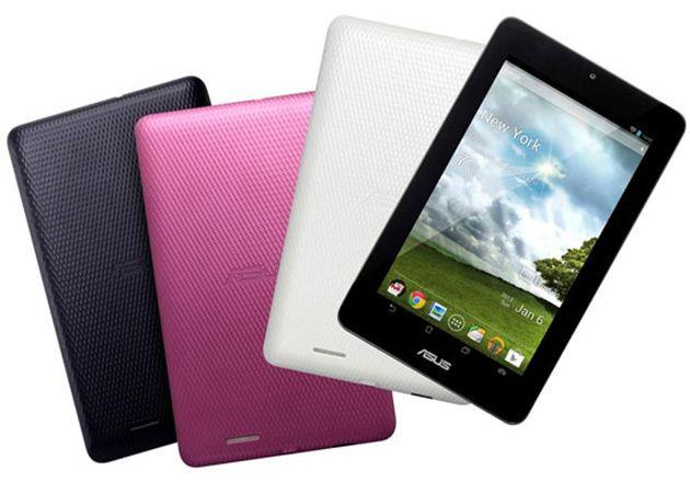 Buscas tablet de medio formato bueno, bonito y barato? ASUS, HP y