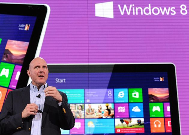 Venta PCs IDC: el mercado PC se desploma y el culpable es Windows 8