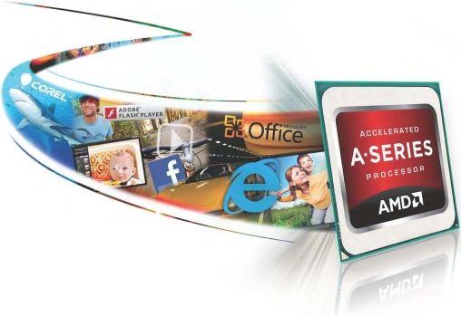 APUS serie A de AMD