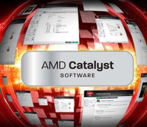 AMD Catalyst 13.4 WHQL