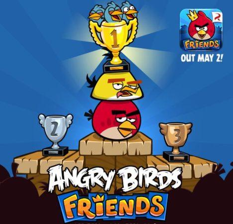 Angry Birds Friends para iOS y Android, 2 de mayo 30