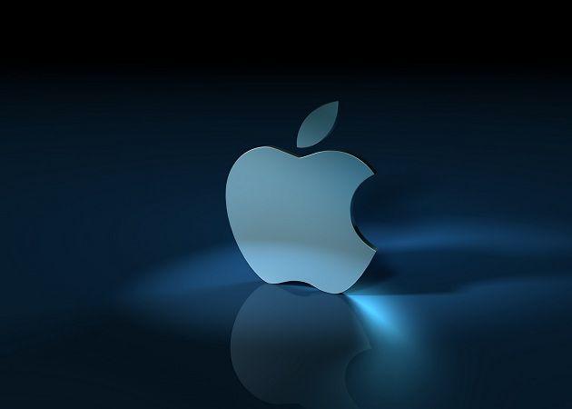 Logo 3D Apple 1