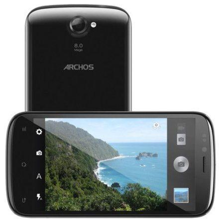 Archos se adentra en el mundo smartphone, tres nuevos Android 29