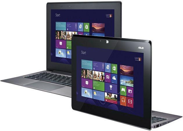 Llega el ASUS TAICHI 31: ultrabook y tablet unidos con elegancia