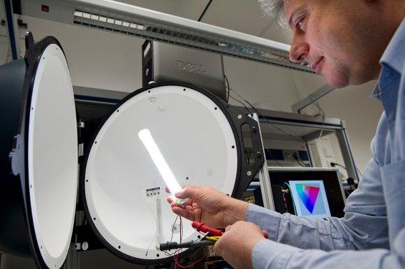 Philips TLED, los tubos fluorescentes del futuro