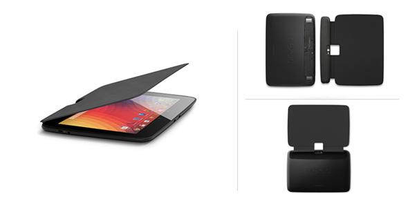 Cover para Nexus 10, primer accesorio oficial para el tablet de Google 38