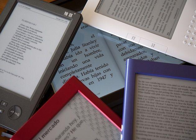 Los e-books suponen el 22,5% de las ventas de libros en Estados Unidos