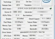 Primeras pruebas de rendimiento a una CPU Intel Core i5 Haswell 46