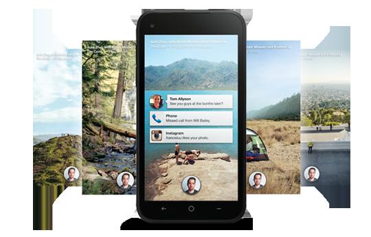 Demo de Facebook Home desde el nuevo HTC First 28