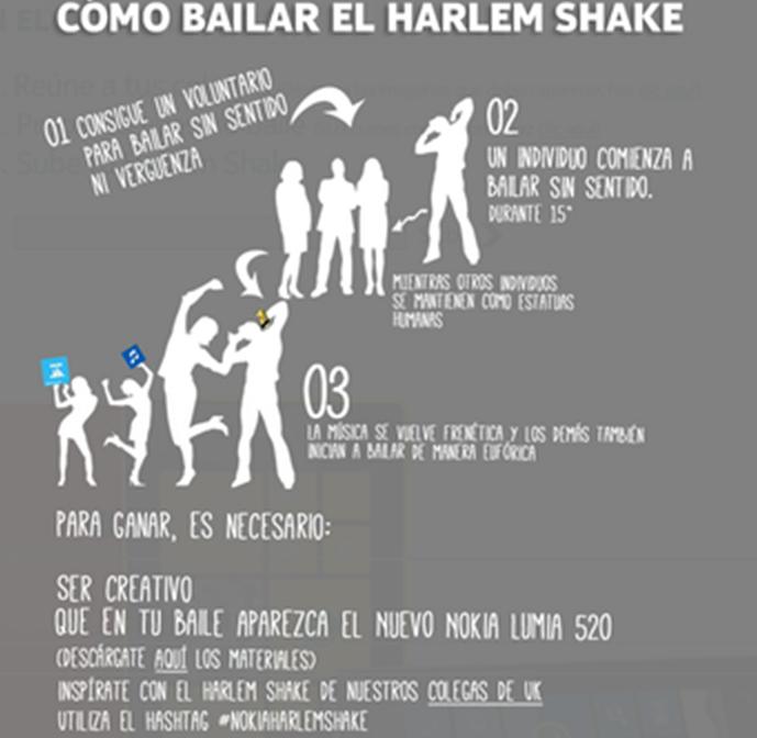 Nokia regala Nokia Lumia 520 al mejor Harlem Shake 29