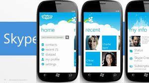 Skype para Windows Phone 8 versión 2.5, fin de la etiqueta beta 29