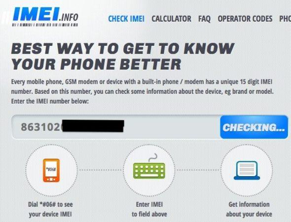 Comprueba si tu smartphone Android / iPhone es libre o no en Internet 33