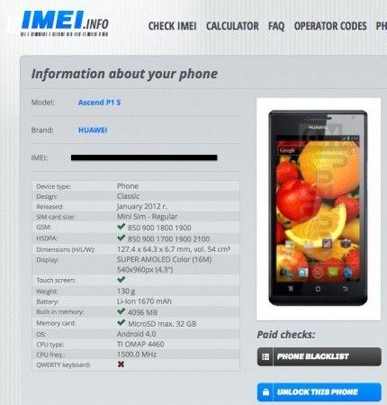 Comprueba si tu smartphone Android / iPhone es libre o no en Internet 34