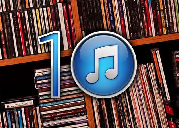 La revolucionaria iTunes Store Music, cumple diez años