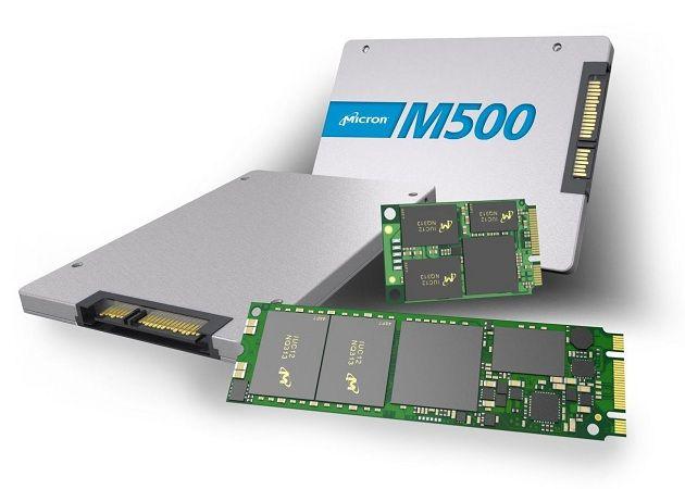 Crucial lanza sus SSDs M500: rendimiento a precios asequibles