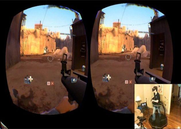 TF 2 con Oculus y Omni