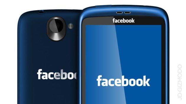 El próximo jueves, 4 abril, verá la luz el Facebook Phone 28