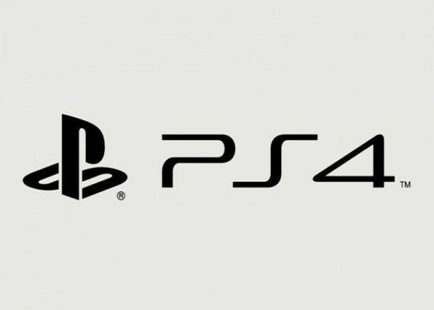 Logo Blanco PS4