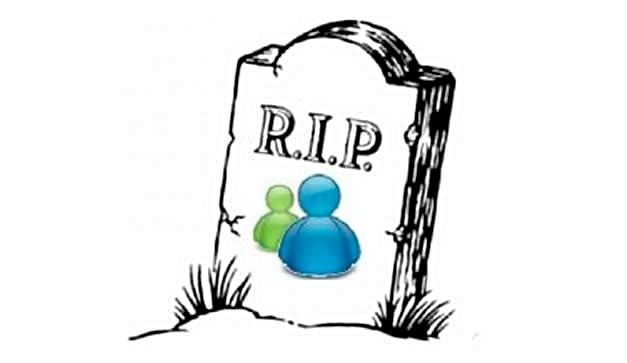 Descansa en paz Windows Live Messenger 36