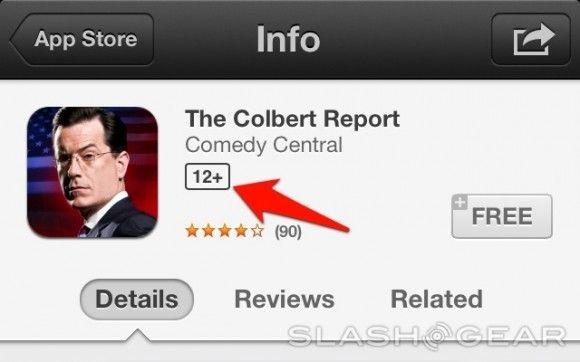 Edades App Store 2
