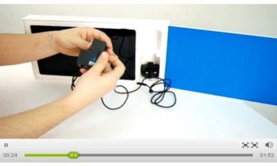 Videoanálisis del Microsoft Surface RT 36